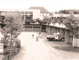 Mehrzweckgebäude Safenwil Bau 1978